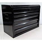 Husky 5-Drawer Metal Chest Unit - Demonstration Model - Black