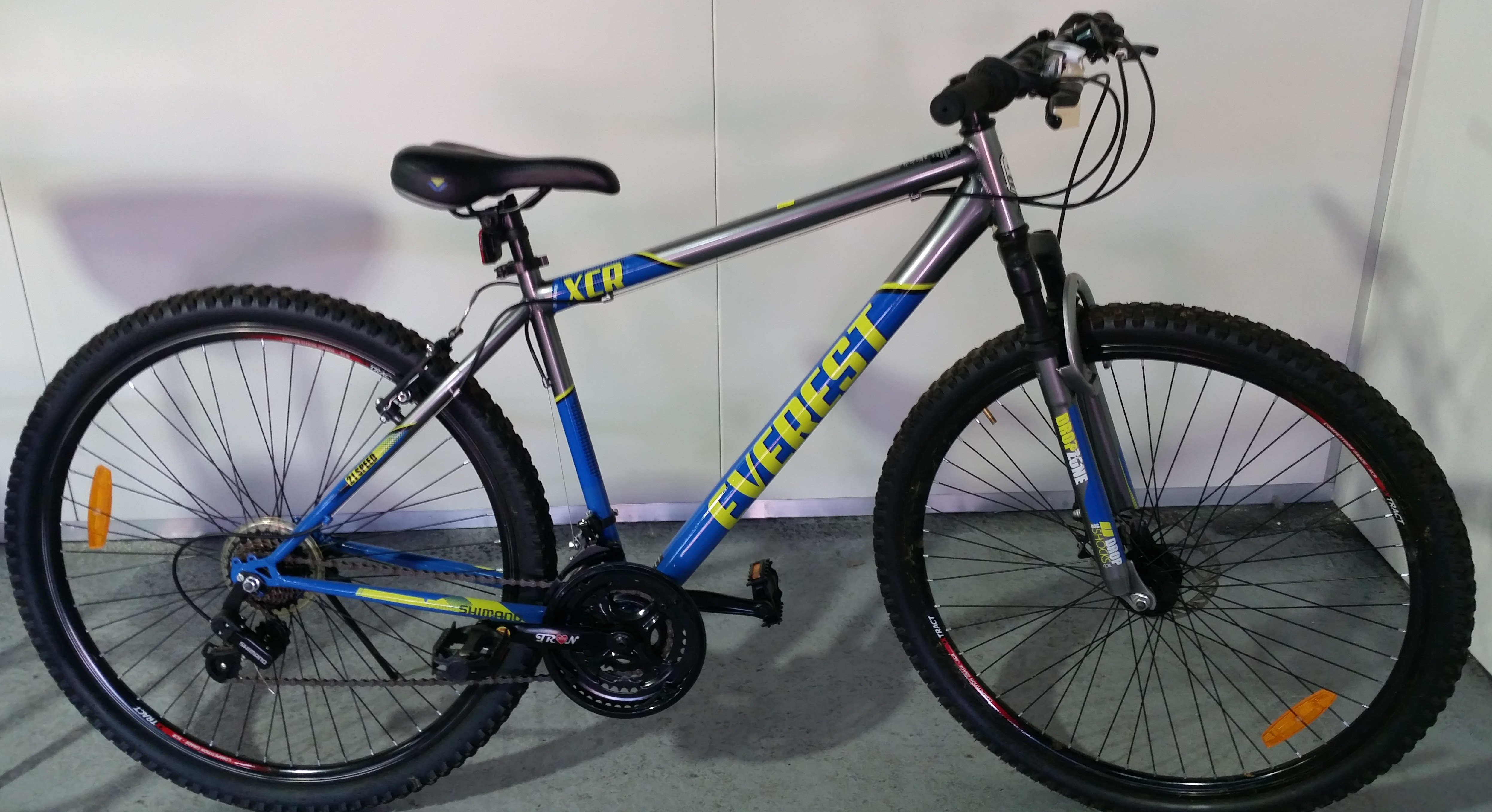 Everest Xcr 21 Speed Mountain Bike Lot 922474 Allbids