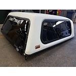 2013 Mitsubishi Triton Tub and ARB Canopy - White
