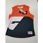 Signed Jeremy Cameron GWS Giants jersey (unframed)
