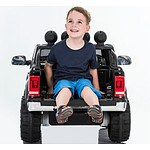 Amazing Amarok in miniature! A child's Electric Ride-On Volkswagen Amarok