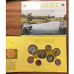 Australian Uncirculated Coin Set