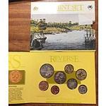 Australian Uncirculated Coin Set