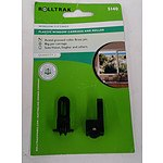 Packet of RollTrak Plastic Window Carriage and Roller Window Fittings