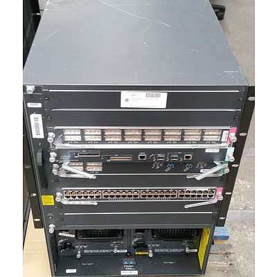 Cisco Systems Catalyst 6500 Series Chassis