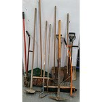 Selection of Garden Tools - Lot of 16