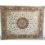 Genuine Hand Made Fine Kayseri Persian Rug