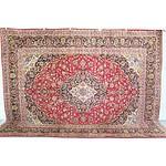 Genuine Hand Made Kashan Persian Rug