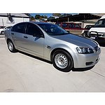 9/2006 Holden Commodore Omega VE 4d Sedan Silver 3.6L