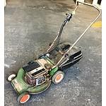 Victa Two Stroke Lawn Mower