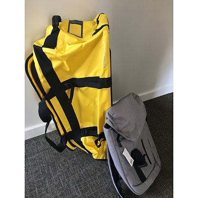 Stormtech Rolling Duffle Bag with - Lot 941443  5fddc1c64726c