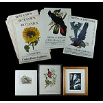 Various Bird Prints & Botanical Exhibiton Posters
