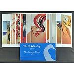 WHITELEY, Brett (1939-1992): 'The American Dream,' 1969. Limited Edition Offset Print