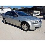 5/2007 Holden Commodore Omega VE 4d Sedan Silver 3.6L