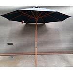 Shelta Como 270cm Outdoor Market Umbrella