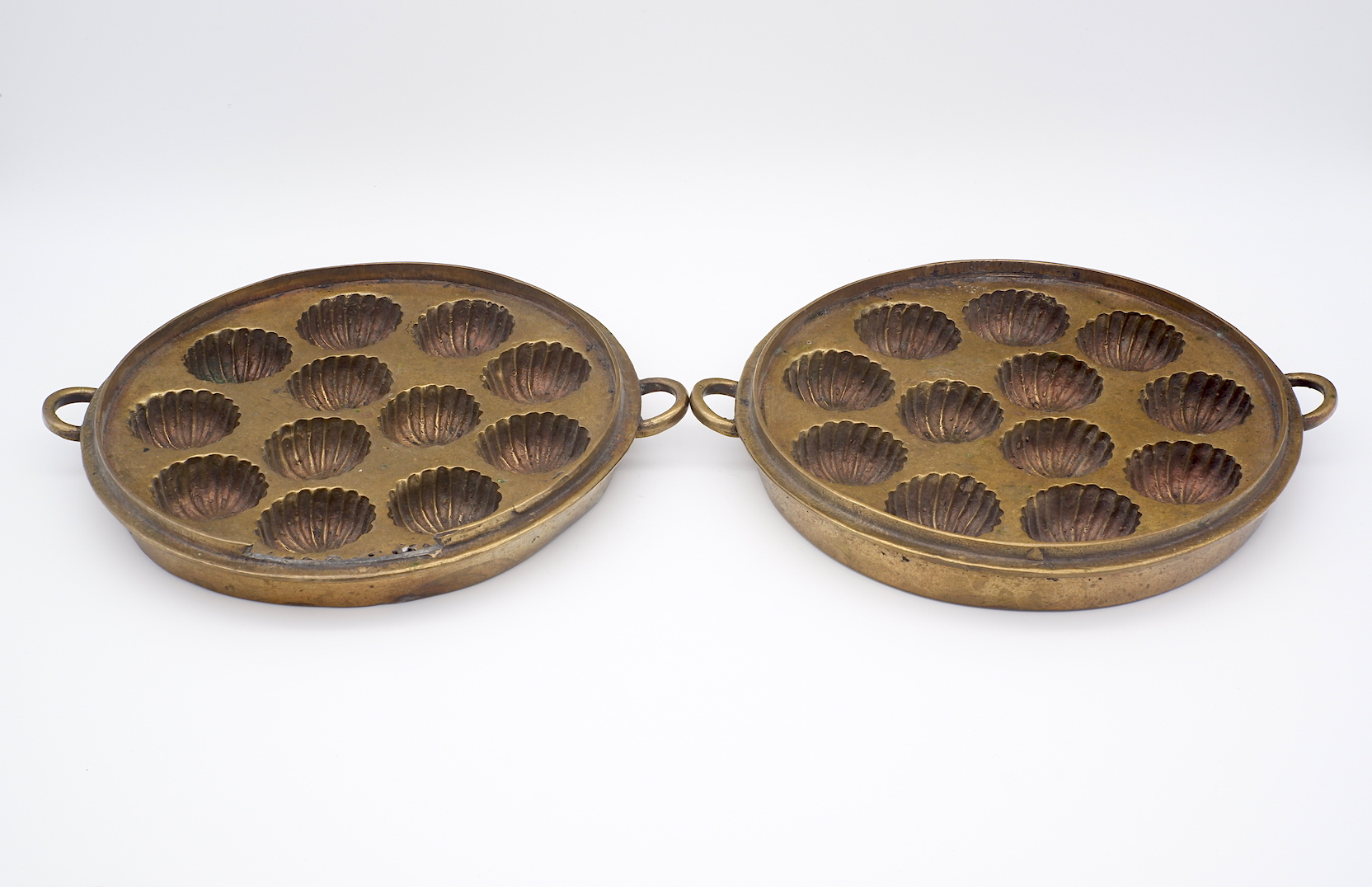 'Antique Bangladeshi Cake Moulds'
