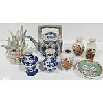 Group of Various Porcelain