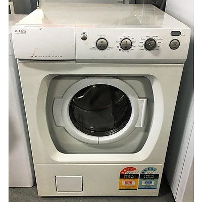 Asko 6kg Front-Loader Washing Machine - Lot 966629 | ALLBIDS