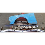 Collection Vintage Holden Car Parts To Suit HK and EH Models