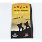 Anzac To Afghanistan Official 2016 Coin Collection