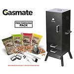 Gasmate Charcoal Smoker with Bonus Smoker Pack - RRP $399 - Brand New