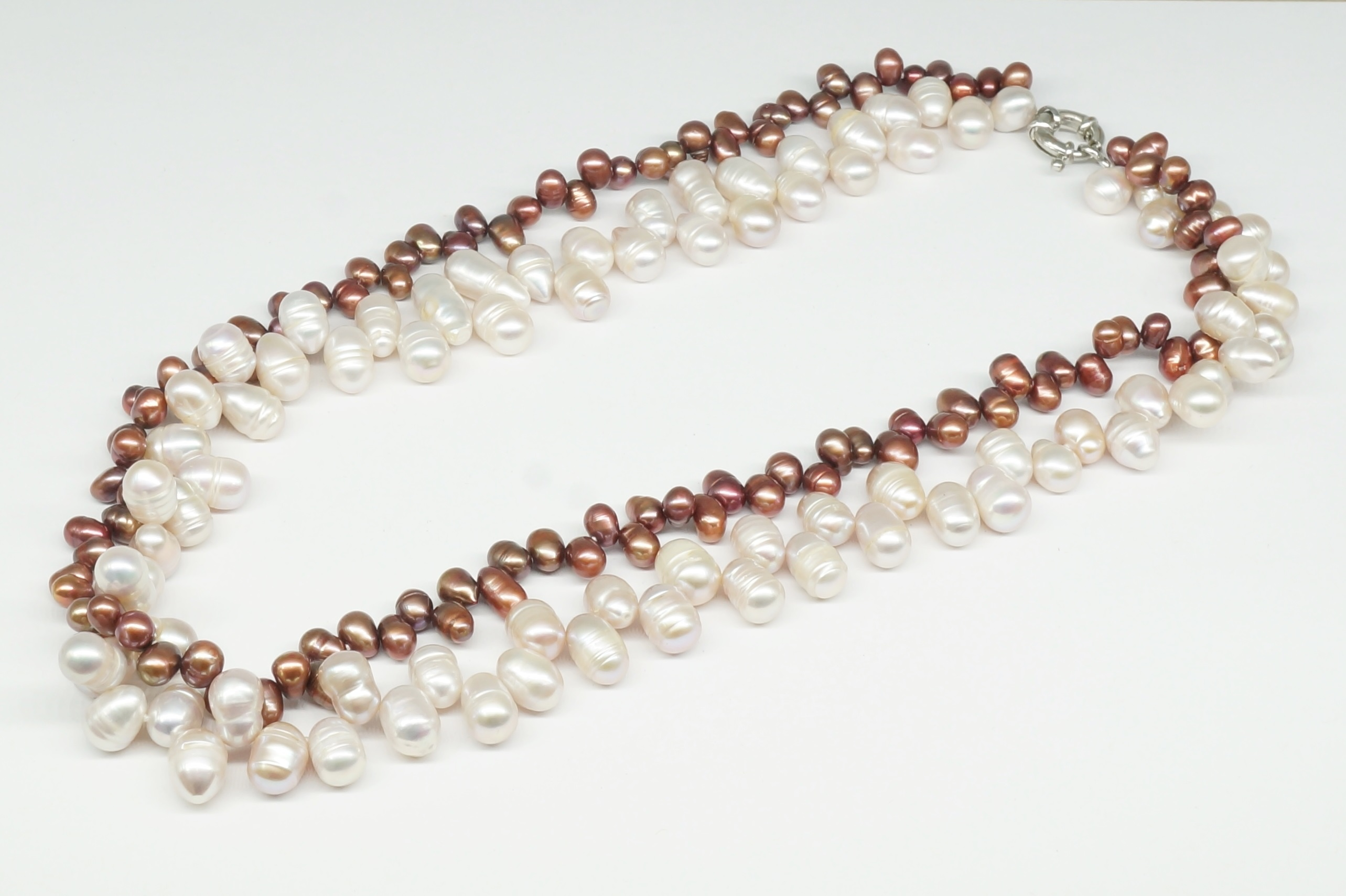 'Fresh Water Pearl Necklace '