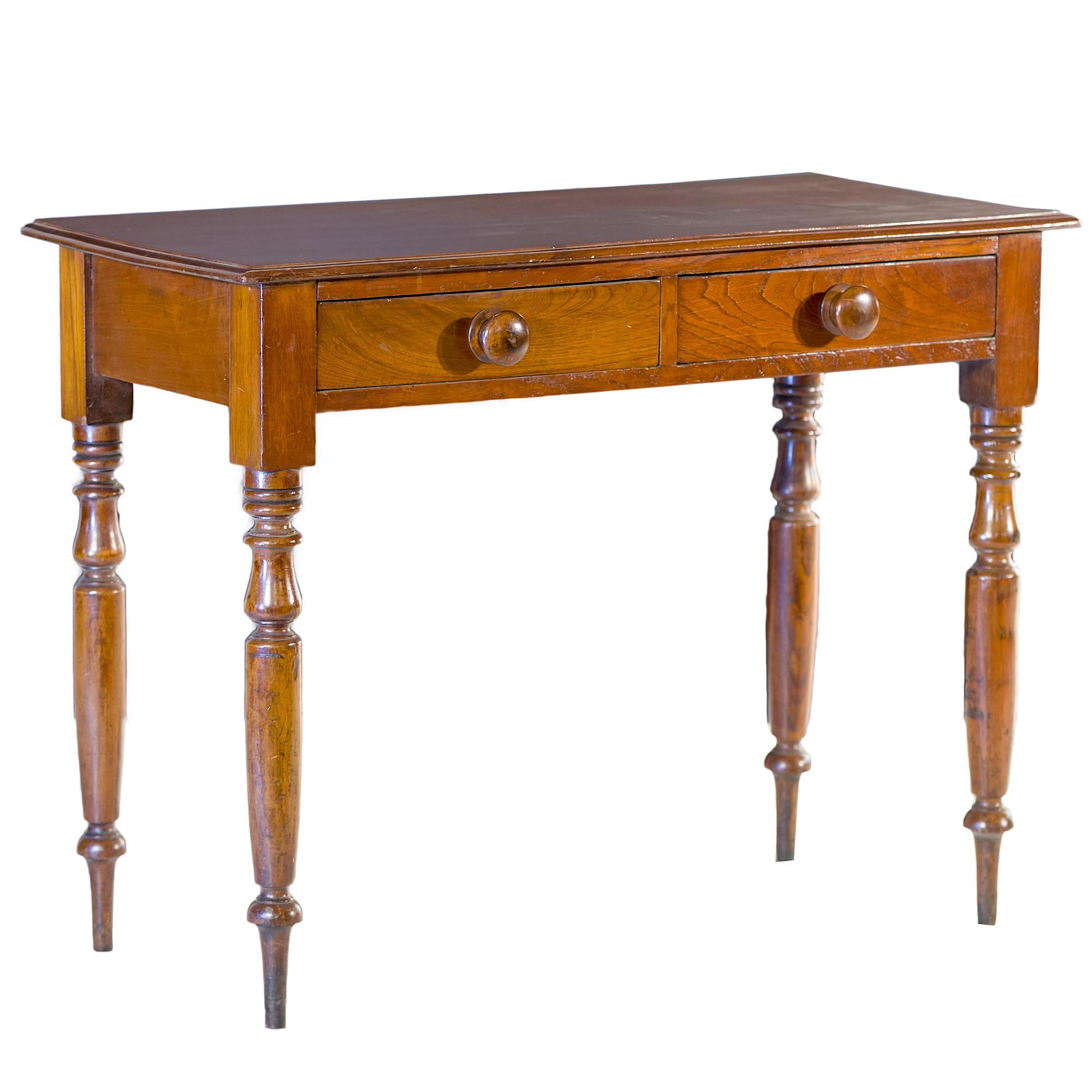 'Australian Cedar Hall Table Late 19th Century'