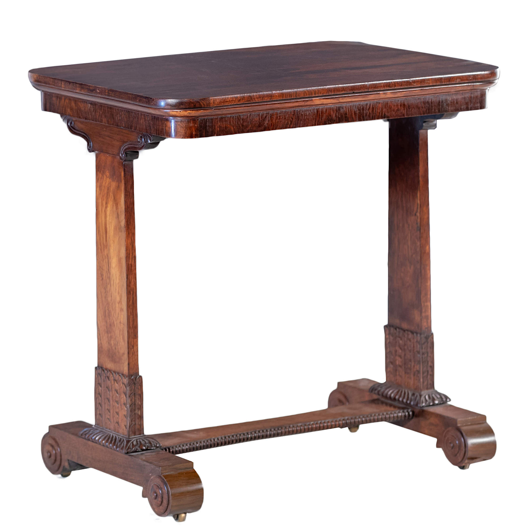 'George IV Regency Style Rosewood Occasional Table Circa 1830'