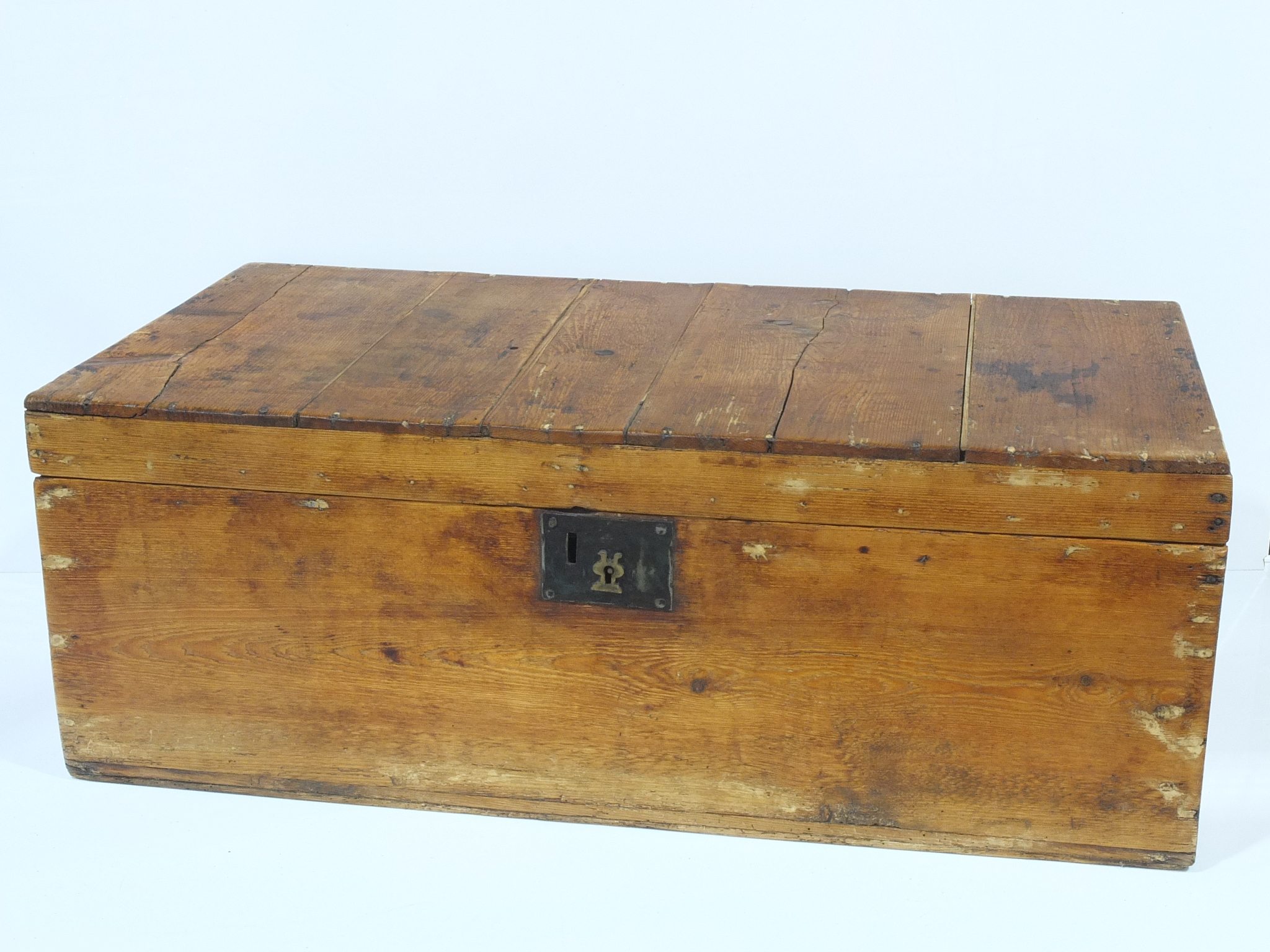 'Antique Cyprus Trunk'