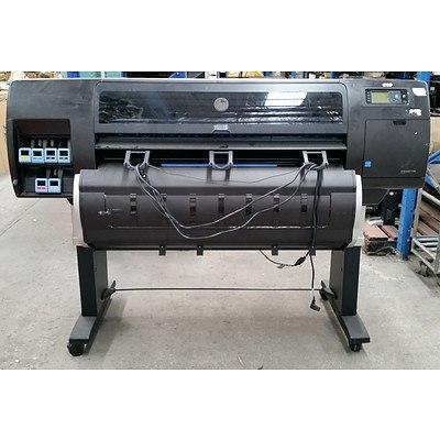 HP DesignJet T7200 Production Colour Plotter