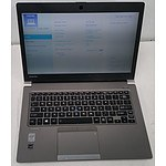Toshiba Portege Z30-A 13.3 Inch Core i5 (4300U Mobile) 1.90GHz Laptop