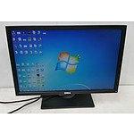 Dell P2210f 22 Inch Widescreen LCD Monitor