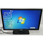 Dell U2312HMt 23 Inch Widescreen LED-backlit LCD monitor