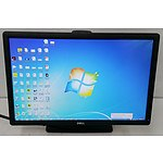 Dell P2213t 22 Inch Widescreen LED-backlit LCD monitor