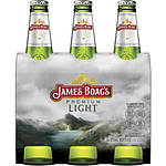 Lot of 24 James Boag's Premium Light Beer 375mL - RRP=$70.00