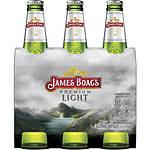 Lot of 24 James Boag's Premium Light Beer 375mL - RRP=$70.00