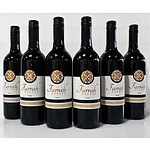 Lot of 6 Farrah Estate 2016 Cabernet Sauvignon Victoria = RRP=$200.00
