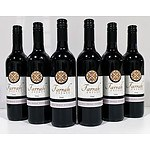 Lot of 6 Farrah Estate 2016 Shiraz Victoria = RRP=$200.00