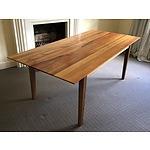 A Fine Tessa Solid Tasmanian Blackwood Extension Table