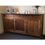 A Fine Tessa Solid Tasmanian Blackwood Sideboard
