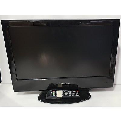 Palsonic 23 Inch Full HD LCD TV/DVD Combo