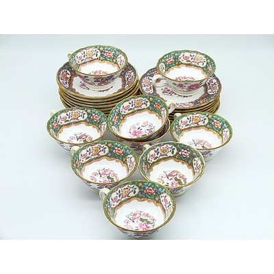Mintons Tea Service for Eight with Additionals