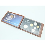 2008 International Year of the Planet Earth Sixth Coin Proof Set