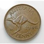Australian 1946 Penny