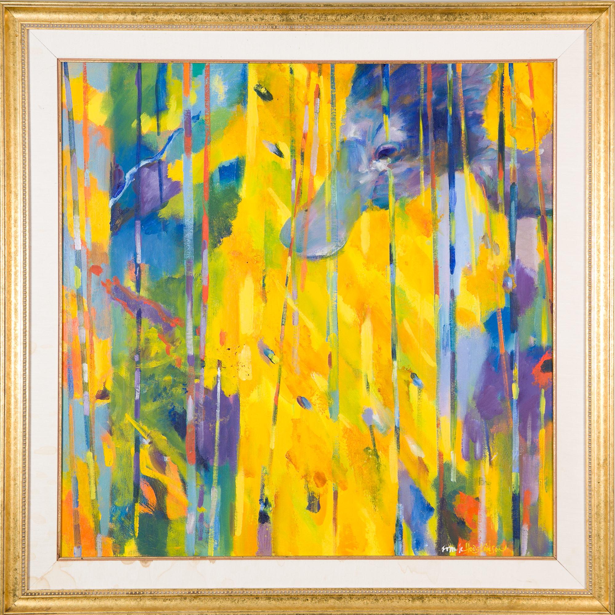 'Frank Hodgkinson (1919-2001) Platypus 1993, Oil on Linen Board'