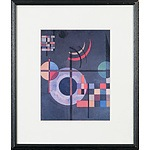 Wassily Kandinsky Offset Print