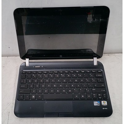 HP Mini 10.1-Inch Intel Atom Laptop