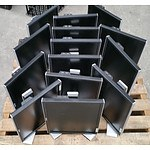 Assorted Dell 19-Inch LCD Monitors - Lot of 14