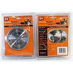 Lot of 2 Brand New DualSaw Stone Cut Diamond Blades CS450  - RRP= $100.00