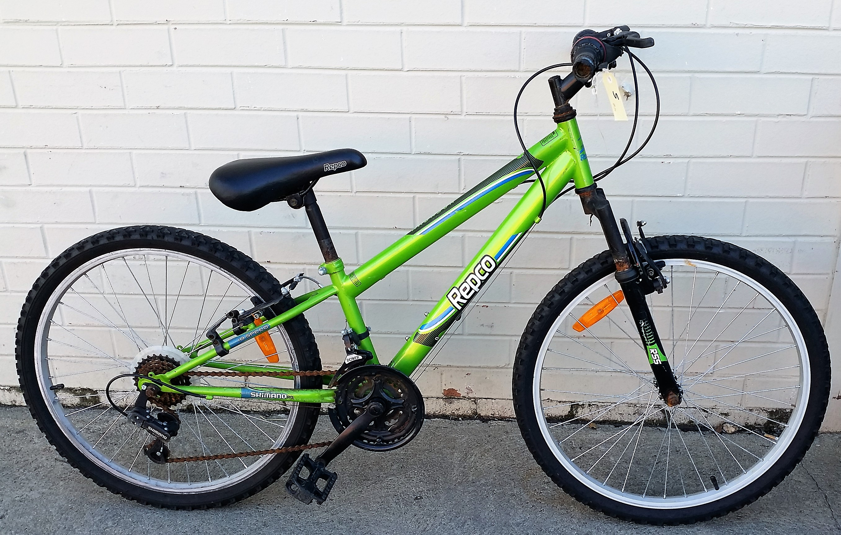 Repco 18 Speed Contact Kids Mountain Bike